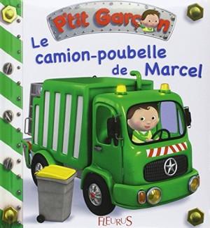 """Afficher """"Le camion-poubelle de Marcel"""""""