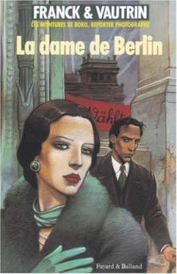 "Afficher ""Boro reporter n° 1LA DAME DE BERLIN"""