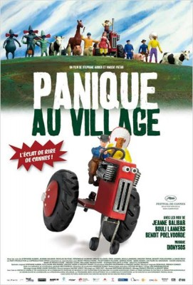 "Afficher ""Panique au village"""