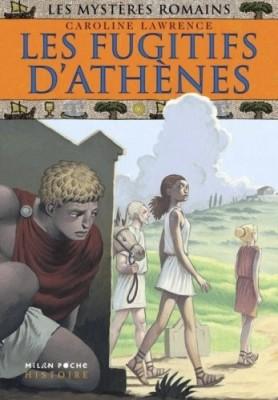 """Afficher """"Mystères romains (Les) n° 10 Les fugitifs d'Athènes"""""""