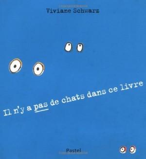 vignette de 'Il n'y a pas de chat dans ce livre (Viviane Schwarz)'