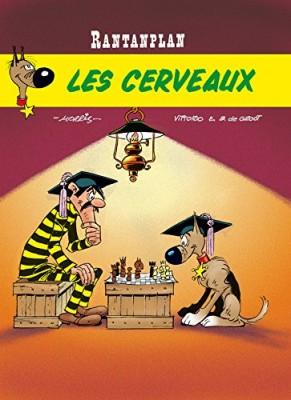 """Afficher """"Rantanplan n° 7 Les cerveaux"""""""