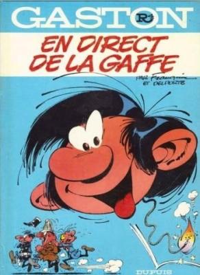 "Afficher ""Gaston n° 4 En direct de la gaffe"""