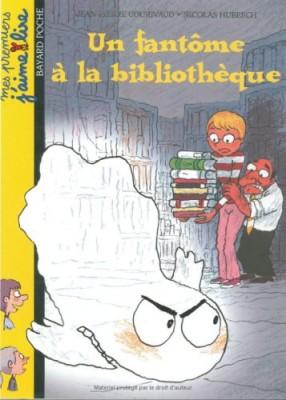 """Afficher """"Un fantôme à la bibliothèque"""""""