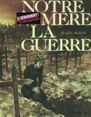 """Afficher """"Notre mère la guerre n° 4 Requiem"""""""