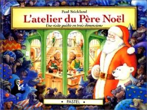 """Afficher """"L'Atelier du Père Noël"""""""