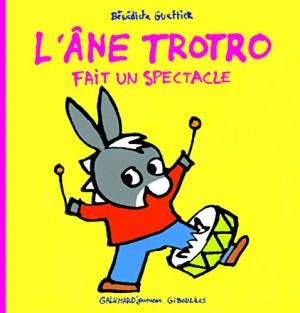 """Afficher """"L'âne Trotro n° 23 L'âne Trotro fait un spectacle"""""""