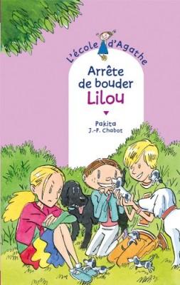 """Afficher """"L'Ecole d'Agathe n° 59 Arrête de bouder Lilou"""""""