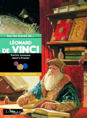 """Afficher """"Sur les traces de... Léonard de Vinci"""""""