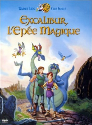 """Afficher """"Excalibur, l'épée magique"""""""