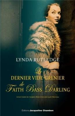 vignette de 'Le dernier vide-grenier de Faith Bass Darling (Lynda Rutledge)'