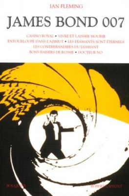 """Afficher """"James Bond 007 n° 1 James Bond 007, T. 01"""""""