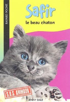 """Afficher """"Mes animaux préférés Safir, le beau chaton"""""""