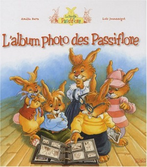 "Afficher ""La famille PassifloreL'album photo des Passiflore"""