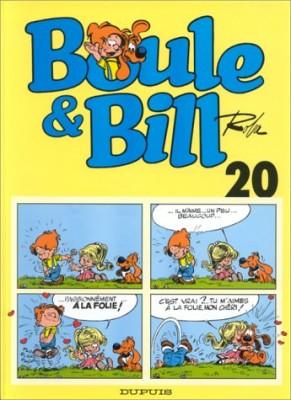 """Afficher """"Boule & Bill n° 20"""""""