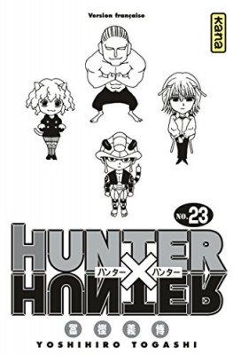 "Afficher ""Hunter x Hunter. n° 23 Hunter x Hunter"""