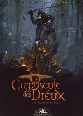 """Afficher """"Le Crépuscule des Dieux (BD) La Malédiction de l'Anneau"""""""