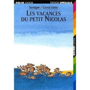 """Afficher """"Le Petit Nicolas Les vacances du petit Nicolas"""""""