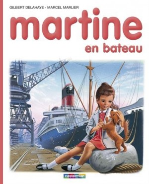 "Afficher ""Martine en bateau"""