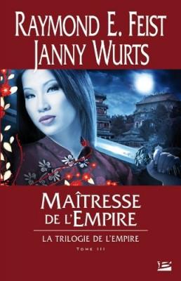 """Afficher """"La trilogie de l'empire n° 3 Maîtresse de l'empire"""""""