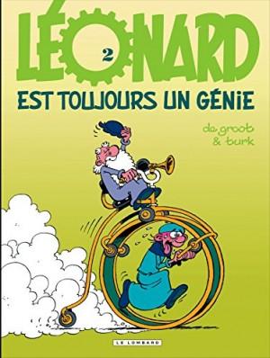 """Afficher """"Léonard n° 2 Léonard est toujours un génie !"""""""