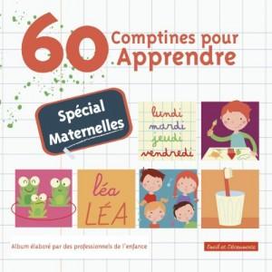 """Afficher """"60 soixante comptines pour apprendre"""""""