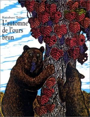"""Afficher """"L'automne de l'ours brun"""""""