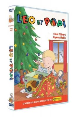 """Afficher """"Léo et Popi - C'est l'hiver ! + Joyeux Noël !"""""""
