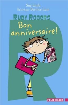 "Afficher ""Ruby Rogers n° 9 Bon anniversaire !"""