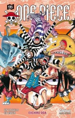 "Afficher ""One piece n° 55 One Piece. 55, Un travelo en enfer"""