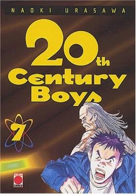 """Afficher """"20th century boys n° 7"""""""