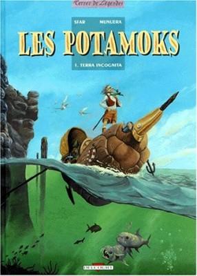 "Afficher ""Les Potamoks n° 1 Terra incognita"""