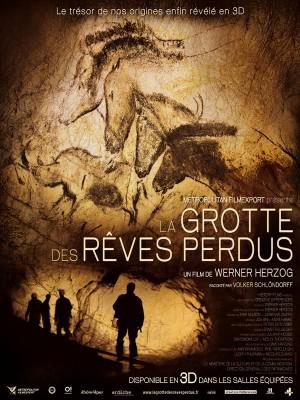 """Afficher """"La Grotte des rêves perdus"""""""