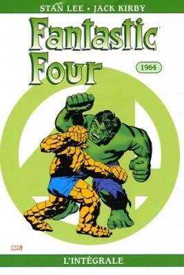 "Afficher ""Fantastic Four n° 3 1964"""