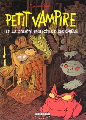 """Afficher """"Petit Vampire. n° 3 Petit Vampire et la Société protectrice des chiens"""""""