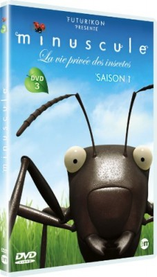 """Afficher """"Minuscule : La vie privée des insectes - Saison 1 - Vol 3"""""""
