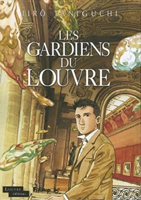vignette de 'Les gardiens du Louvre (Ilan Nguyên)'