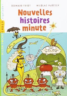 """Afficher """"Nouvelles histoires minute"""""""