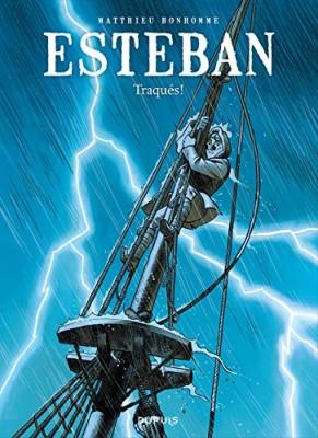 """Afficher """"Esteban n° 2 Traqués"""""""