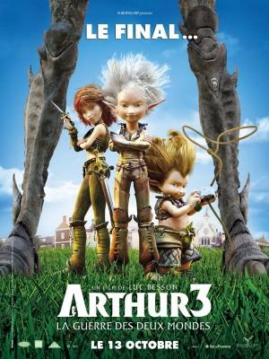 """Afficher """"Arthur et les Minimoys Arthur 3 - La Guerre des deux mondes"""""""