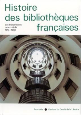 """Afficher """"Histoire des bibliothèques françaises n° 4"""""""
