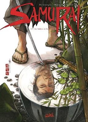 """Afficher """"Samurai n° 11 Le Sabre et le lotus"""""""