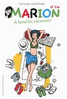 """Afficher """"Marion et Cie n° 2 À fond les vacances !"""""""