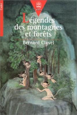 """Afficher """"Légendes des montagnes et forêts"""""""