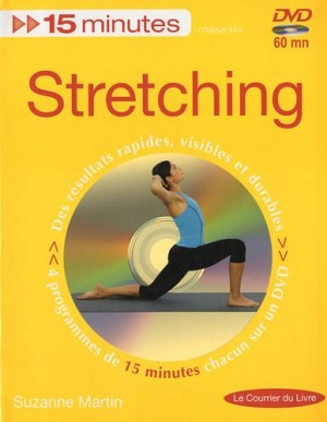 "Afficher ""15 minutes chaque jour, stretching"""