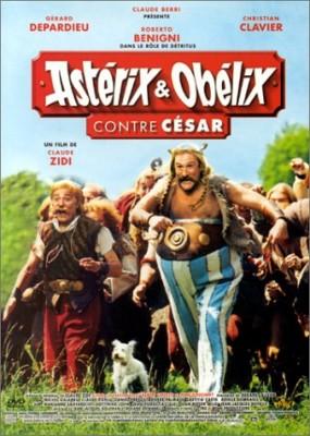 """Afficher """"Astérix et Obélix contre César"""""""