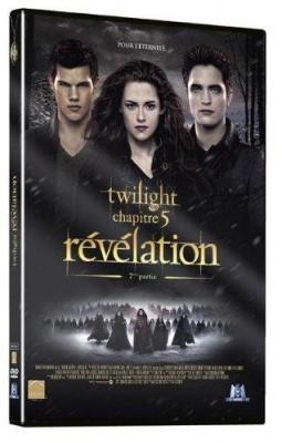 """Afficher """"Twilight - Chapitre V : Révélation - 2ème partie"""""""