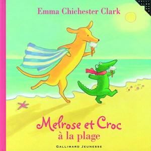 """Afficher """"Melrose et CrocMelrose et Croc à la plage"""""""