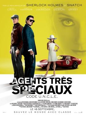 "Afficher ""Agents très spéciaux (Code U.N.C.L.E.)"""