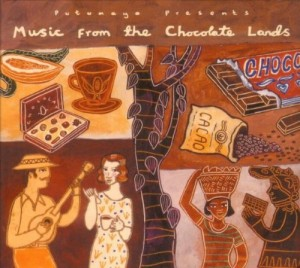 """Afficher """"Music from the chocolate lands"""""""